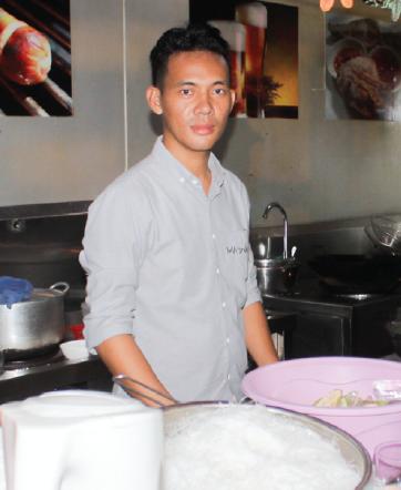 【カンボジア人のお仕事紹介】激戦区で初の飲食店経営