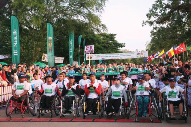 ハート・オブ・ゴールドがカンボジアでパラスポーツ支援を始めたきっかけ
