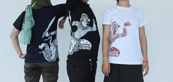 ハヌマンTシャツ