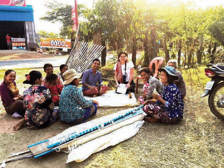【#value!②】布作りを通じて村の貧困問題の解決と女性のサポート
