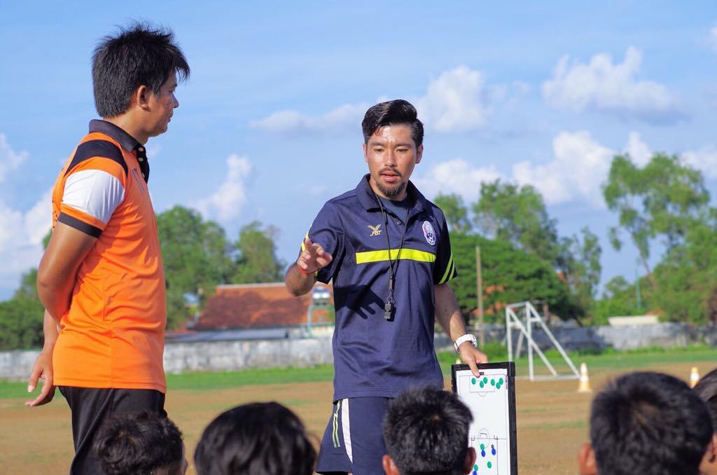 地方からカンボジアサッカーの底上げを【JICA海外協力隊員・宮城晃太さん】