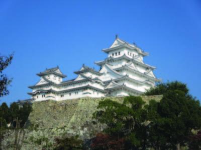 1993年に世界文化遺産登録された 姫路城