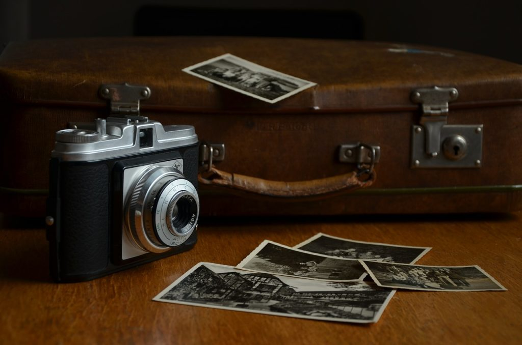 写真展のイメージ