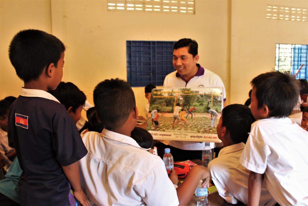 【ソーシャルマッチ for SDGs⑦】性被害を受けた少年のサポートに取り組むカンボジアのスペシャリスト