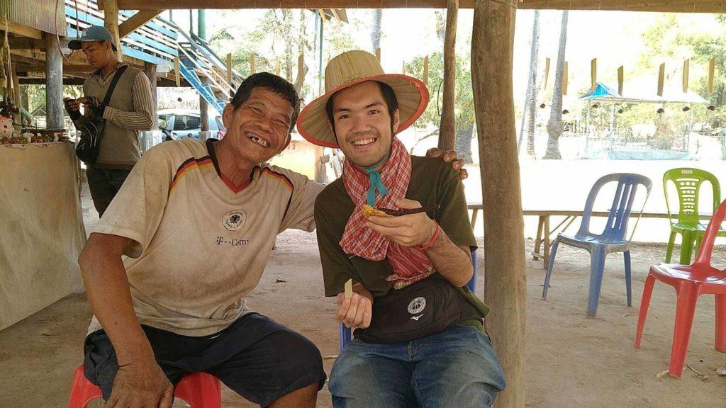 Youは何しにトークンハウスへ?⑦支援者ではなく生活者としてカンボジアのリアルを知る。