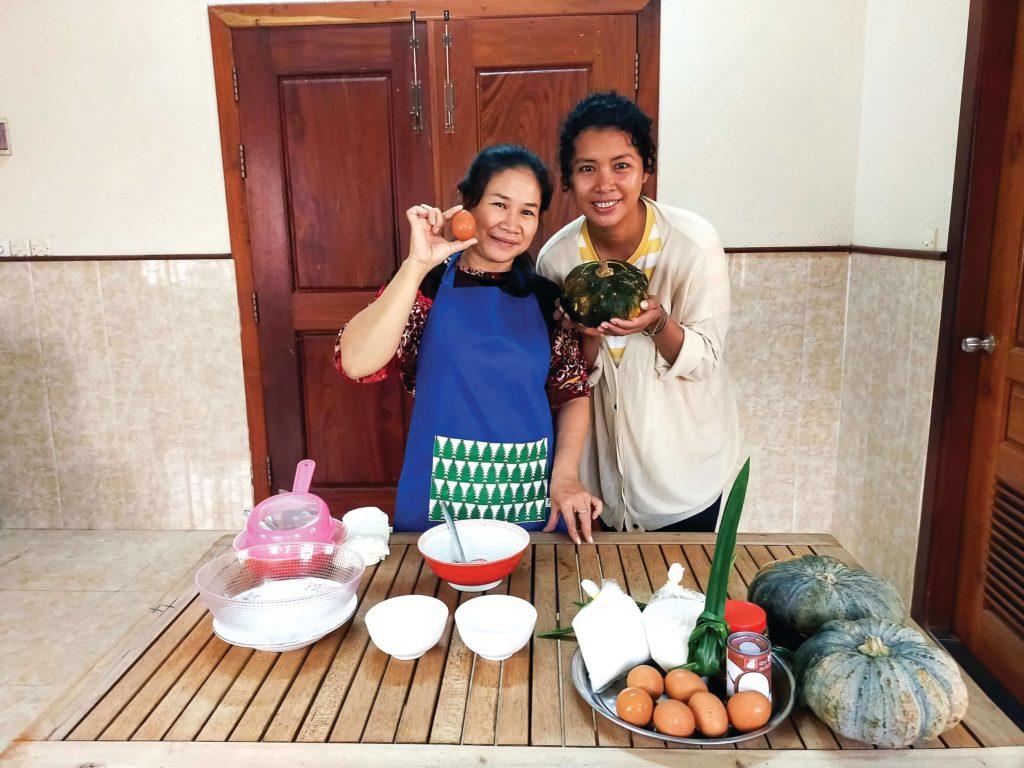<マオマオ・カンボジア③>カンボジアの食文化を楽しむ旅