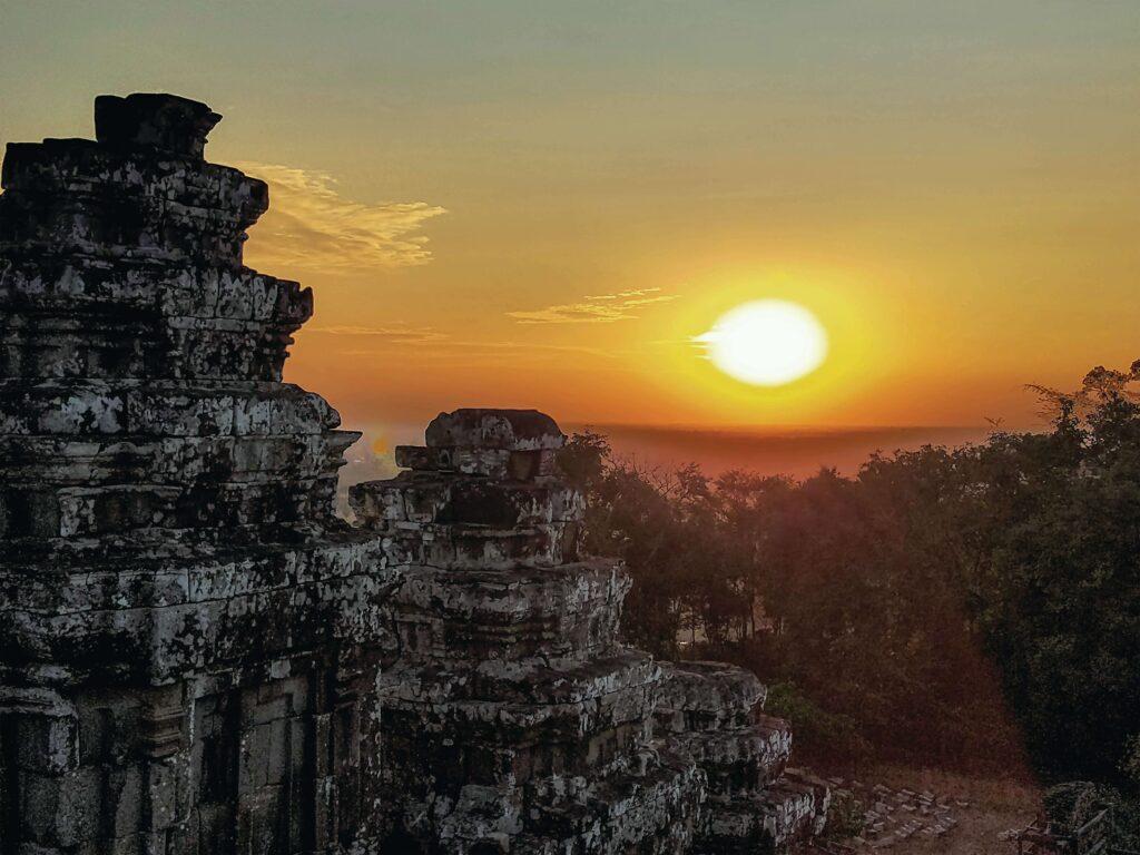 <マオマオ・カンボジア④>アンコール遺跡群の絶景を再発見する旅