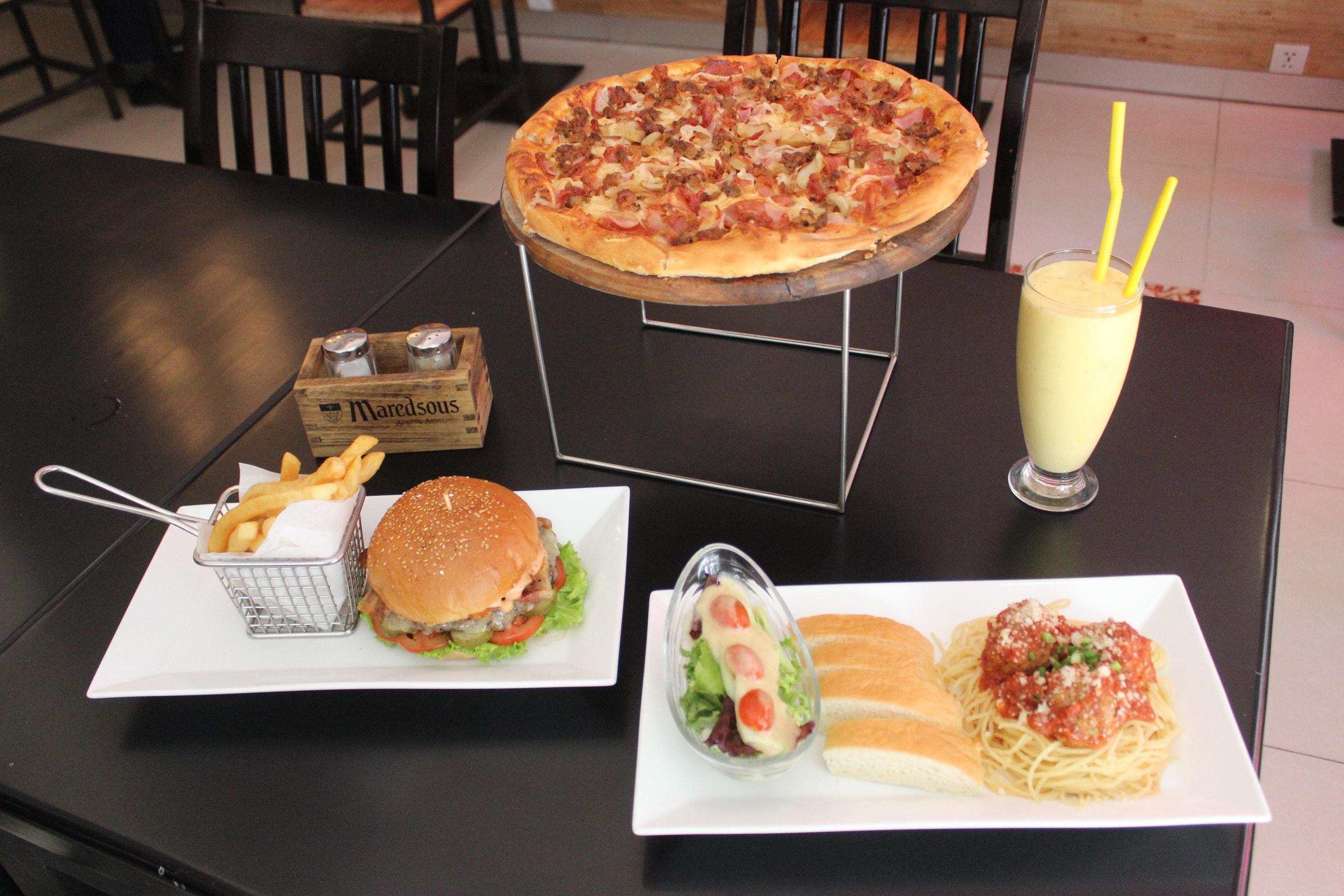 ブルックリン ピザ+ビストロ