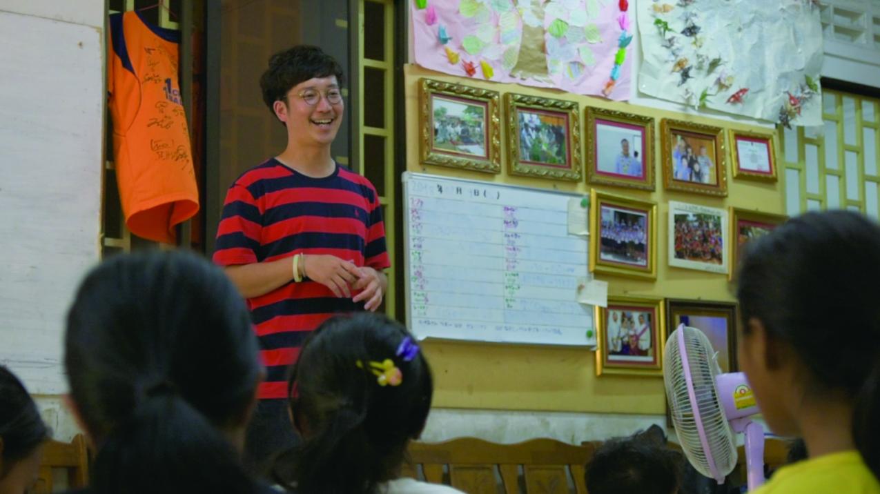 """日本の企業とプノンペンの孤児院がコラボ お菓子で創る""""カンボジアの未来""""<Cook Ma>"""