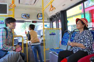 プノンペン バス