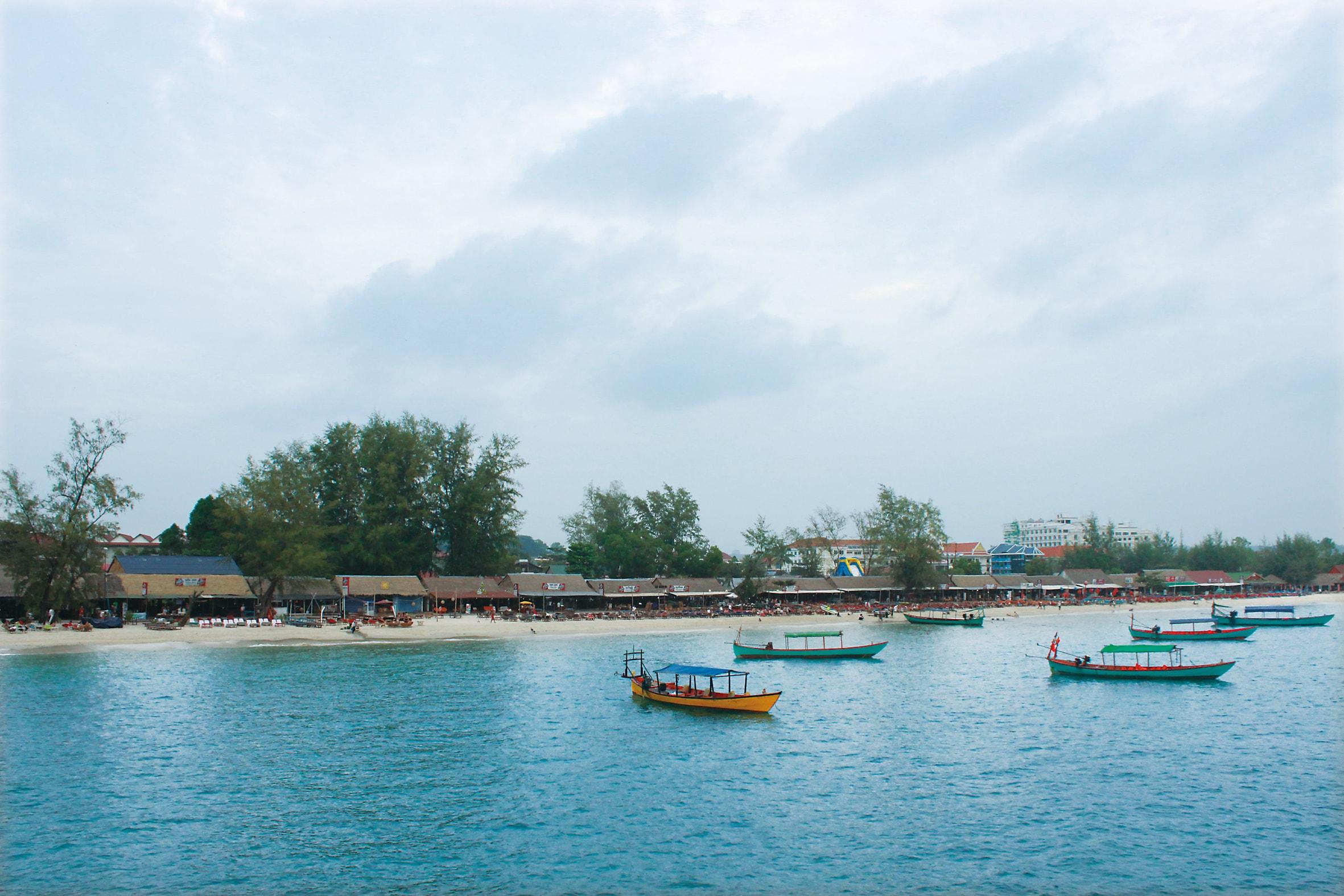 セレンディピティビーチ 海の家