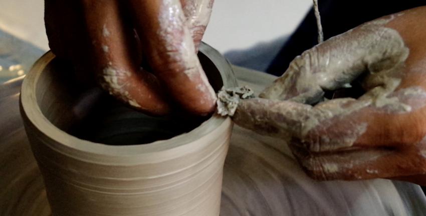 プノンペンで陶芸しませんか? コンポンチュナン焼の陶芸教室のご案内