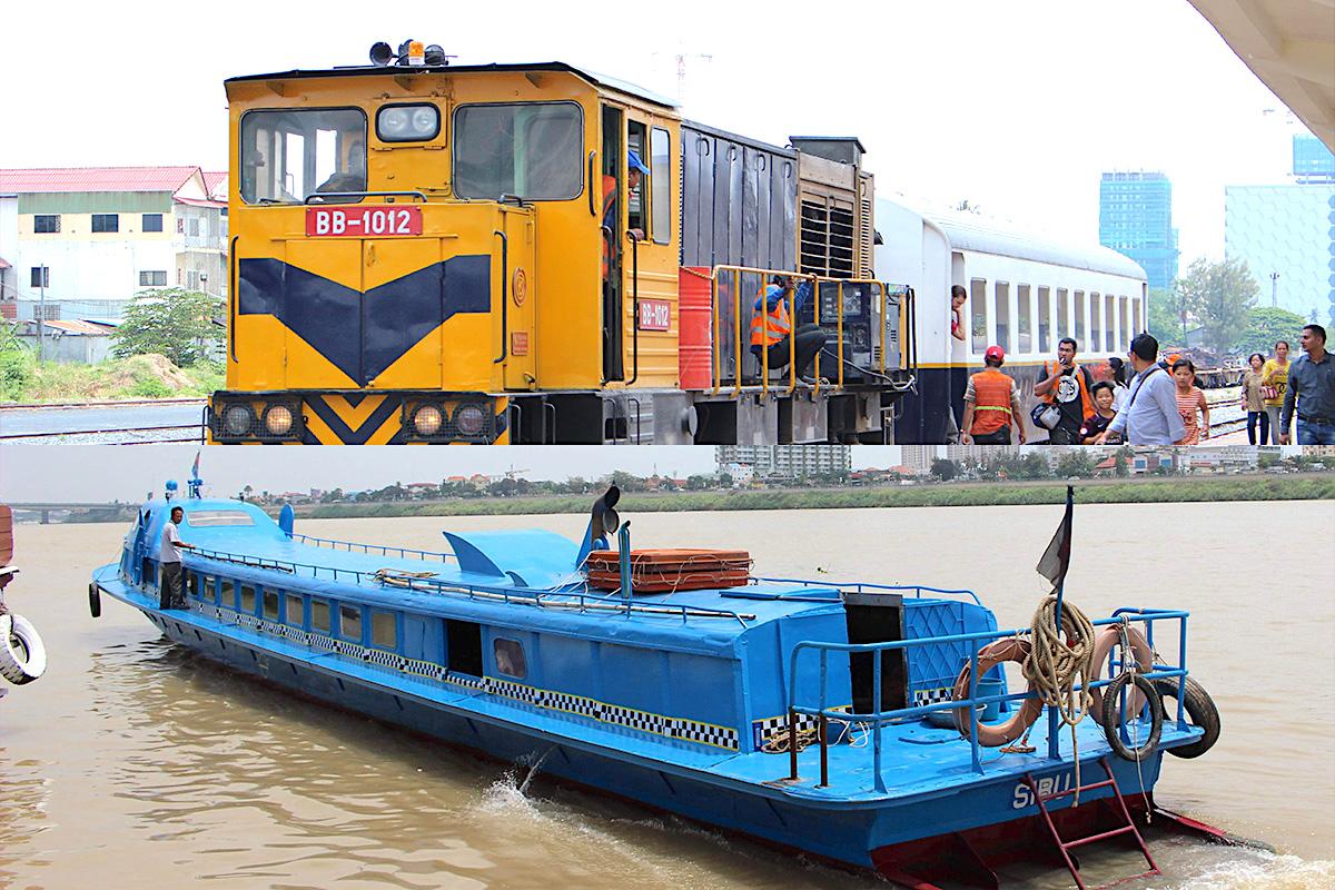 鉄道と水上タクシーの無料期間が年末まで延長決定
