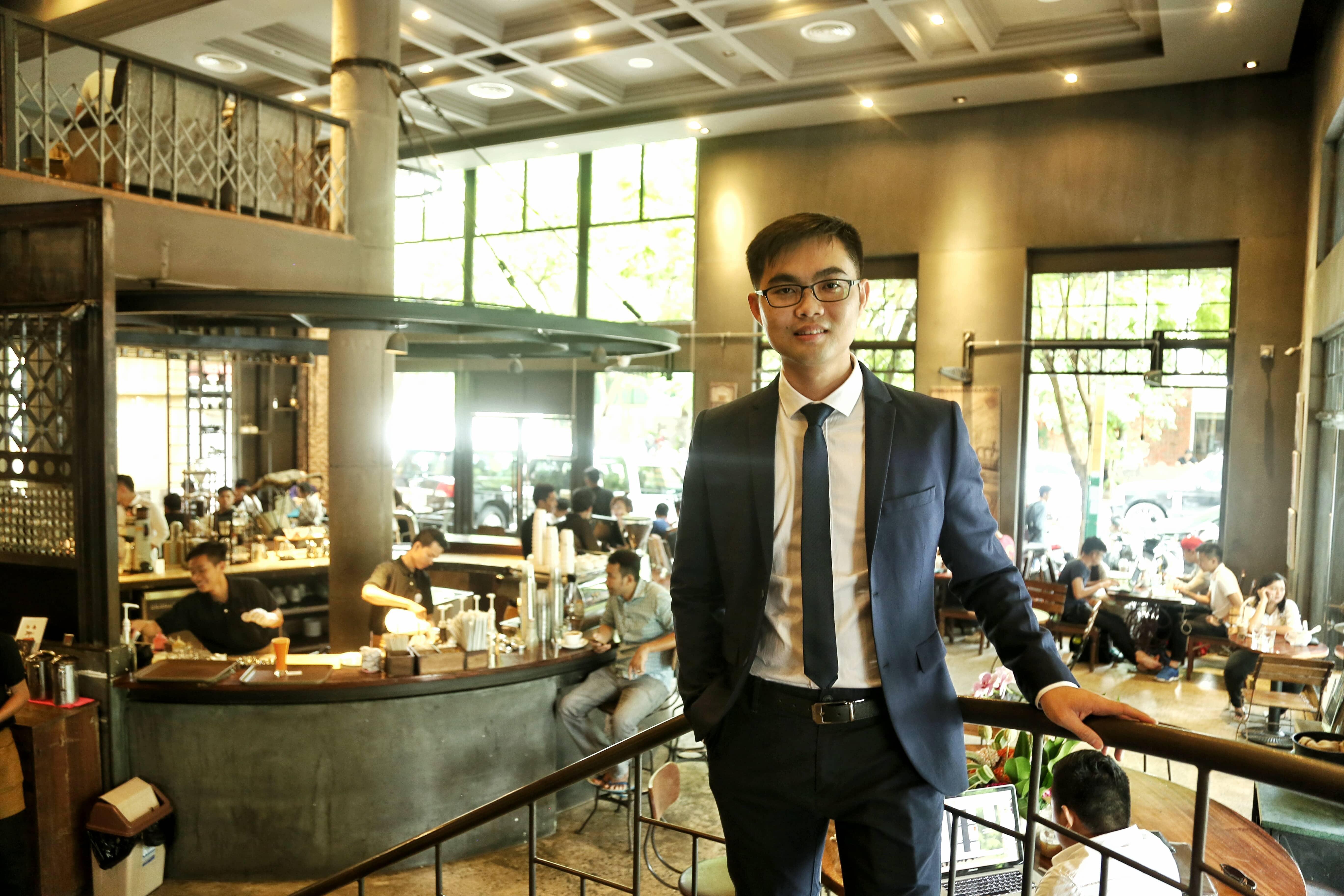 従兄弟6人で起業。カンボジア発コーヒーチェーン『BROWN』【CEO・チャン・ブンレアン氏インタビュー】
