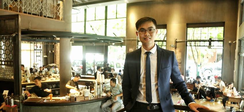 従兄弟6人で起業。カンボジア発コーヒーチェーン『BROWN』CEOインタビュー【Business Talk Vol.1】