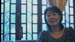 カンボジア生活情報誌「NyoNyum」100 号記念  創刊者・山崎幸恵インタビュー