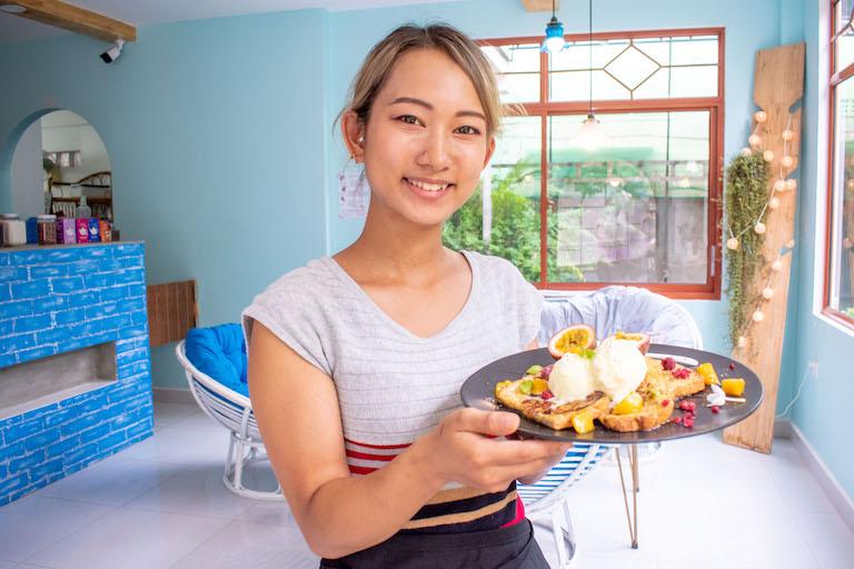 新感覚!胡椒×スイーツが楽しめるシェムリアップの隠れ家カフェ